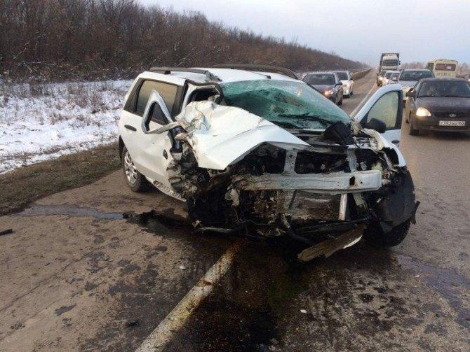 Три человека погибли в ДТП в Кинель-Черкасском районе (1)