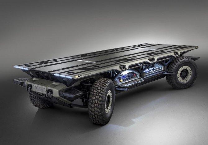 General Motors создали автономное грузовое шасси SURUS (8).jpg