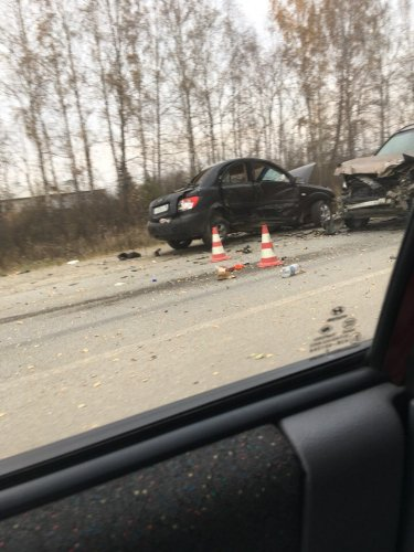На Полевском тракте в ДТП с самосвалом погибла женщина (3)