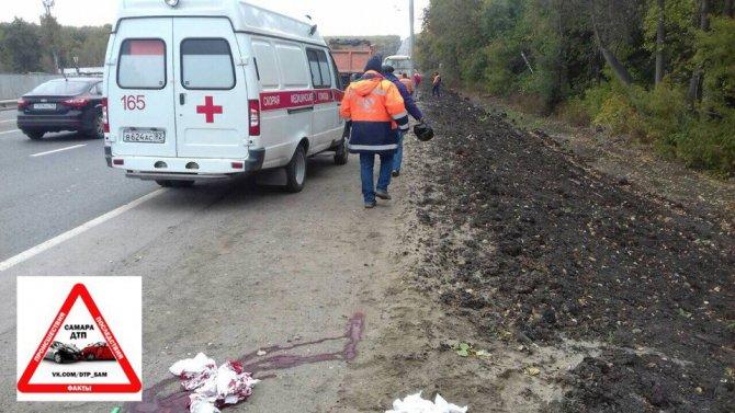 Мотоциклист погиб в ДТП в Самаре (1).jpg