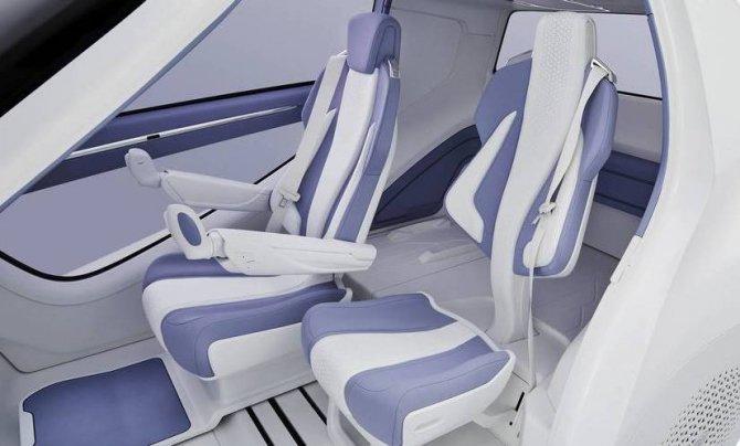 Toyota представила маленький электрический ситикар для инвалидов (3)