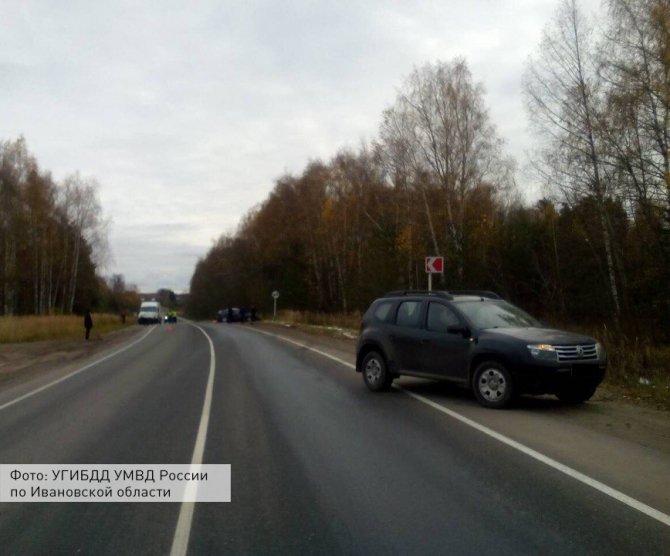 Два человека погибли в ДТП на трассе Ростов - Иваново - Нижний Новгород в Шуйском районе (2)