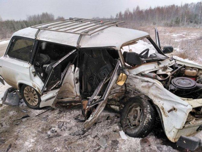 Три человека пострадали в ДТП на Арамильском тракте (1)