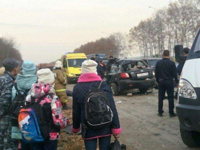 На Полевском тракте в ДТП с самосвалом погибла женщина (2)