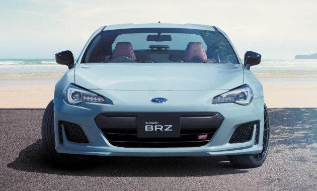 В Токио была представлена новая версию Subaru BRZ STI Sport (5)