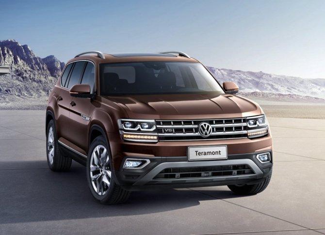 Кроссовер Volkswagen Teramont появится в России весной 2018 года.jpeg