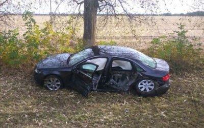 В массовом ДТП в Динском районе погиб человек