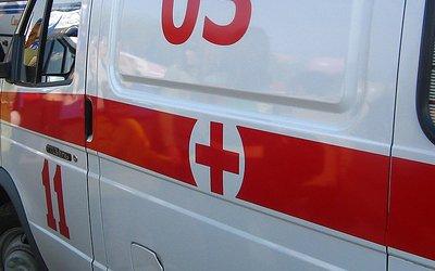 Женщина и двое детей пострадали в ДТП с КамАЗом в Курской области