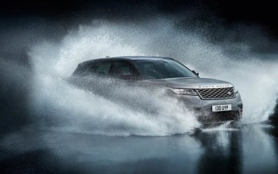 АВИЛОН приглашает на презентацию нового Range Rover Velar!