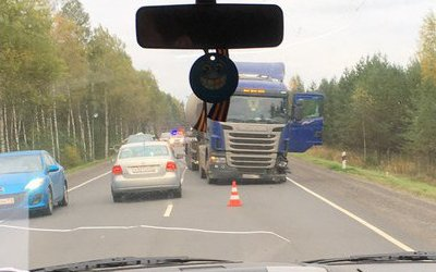 Трое детей пострадали в смертельном ДТП в Волховском районе Ленобласти