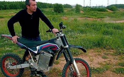 Российский изобретатель готов посоревноваться с иностранными производителями