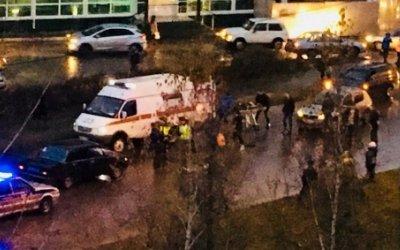 В Башкирии автомобиль сбил женщину с ребенком