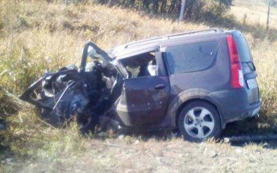 Три человека погибли в ДТП в Ульяновской области