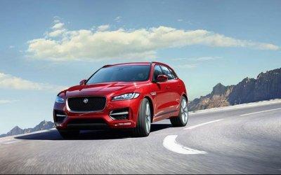 Jaguar F-Pace с выгодой в АВИЛОН
