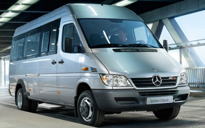 15 тысяч Mercedes-Benz Sprinter отозвано из-за «неадекватной работы»