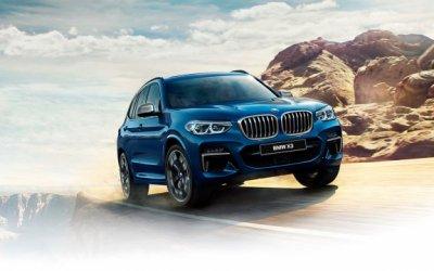 АВИЛОН BMW ПРЕДСТАВЛЯЕТ: НОВЫЙ BMW X3.