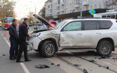 Молодой мотоциклист погиб в ДТП в Калининграде