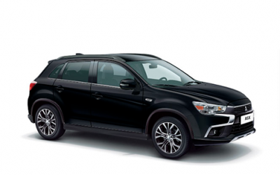 В Петербурге начались онлайн-продажи Mitsubishi ASX