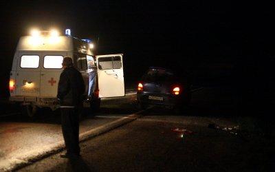 Два человека погибли в ночном ДТП в Новокузнецке