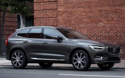 Новый Volvo XC60 поступит в Россию уже в октябре