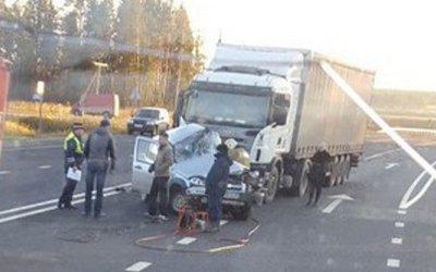 Водитель «Нивы» погиб в ДТП в Вельском районе Архангельской области