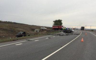 Три человека погибли в ДТП Белгородской области