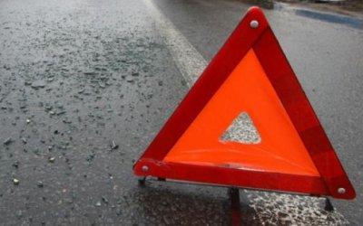 Женщина-водитель погибла при опрокидывании иномарки в Новосибирской области