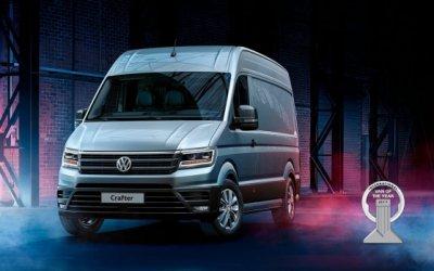 Автомобиль нового измерения – Volkswagen Crafter