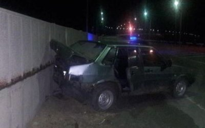 Двое детей пострадали в ДТП под Астраханью