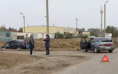 Двое детей пострадали в ДТП в Астраханской области