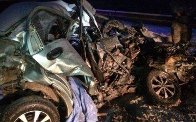 Два брата погибли в ДТП с фурой в ХМАО