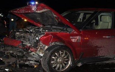 Два человека погибли в ДТП с Range Rover в Марий Эл