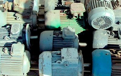 Сдать двигатель авто на металлолом