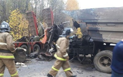 Один человек погиб в ДТП в Альметьевском районе Татарстана