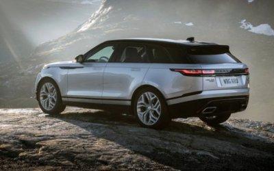 Range Rover Velar в АВИЛОН от 3 982 000 руб.! Пройдите тест-драйв уже сегодня!