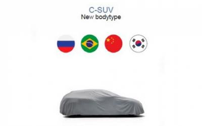 Renault поставит в Россию кроссовер для развивающихся стран