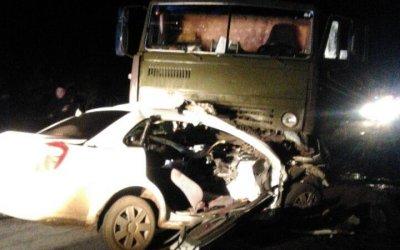Два человека погибли в ДТП в Башкирии