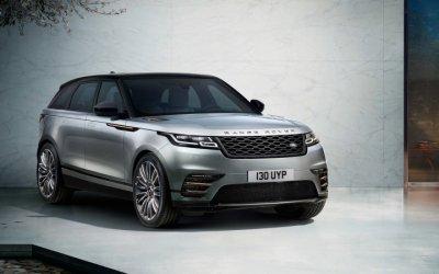 Старт продаж! Пройди тест-драйв нового Range Rover Velar!