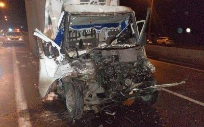 20-летний водитель «ГАЗели» погиб в ДТП с фурой в Нижегородской области