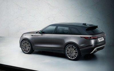 В России начались продажи нового внедорожника Range Rover Velar