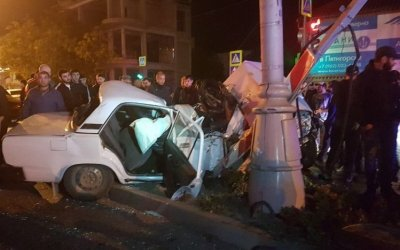 В Пятигорске по вине лихача на BMW погиб мужчина