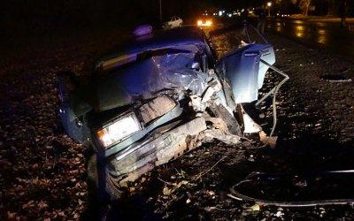 Водитель ВАЗа погиб в ДТП с иномаркой в Каменске-Уральском