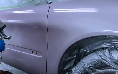 Кузовной ремонт и его успех. Покраска кузова