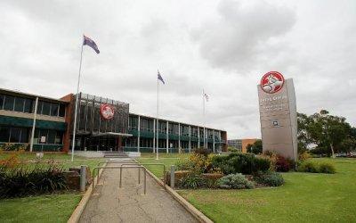 Завод General Motors в пригороде Аделаиды, Австралия