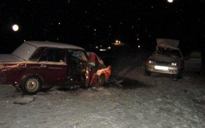 25-летний пассажир ВАЗа погиб в ДТП под Копейском