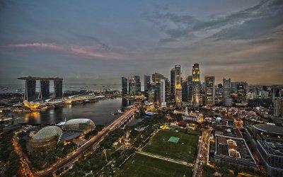 Жители Сингапура не смогут купить новый автомобиль - машины не помещаются в страну