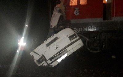 16 человек погибли в ДТП с поездом под Владимиром