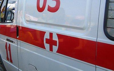 Пассажир погиб в опрокинувшейся иномарке в Кемеровской области