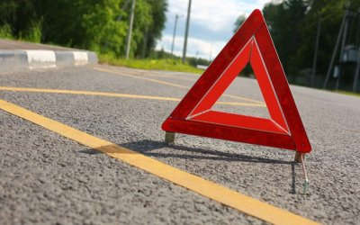 В Ульяновске произошло массовое ДТП с участием пяти автомобилей