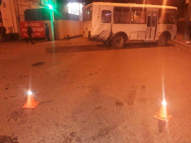 Семь человек пострадали в ДТП с автобусом в Оренбурге (2)